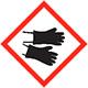 Wymagane rękawice ochronne